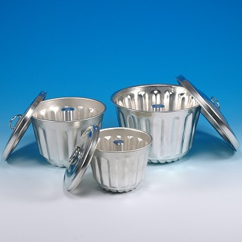 STEAMED PUDDING MOLDS