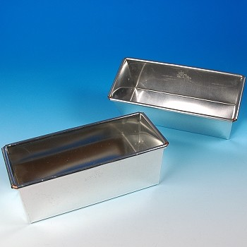 STRAIGHT BREAD LOAF PANS