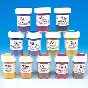 NATURAL GEL PASTE COLLECTION