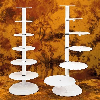 WINDING TIERED CAKE STAND