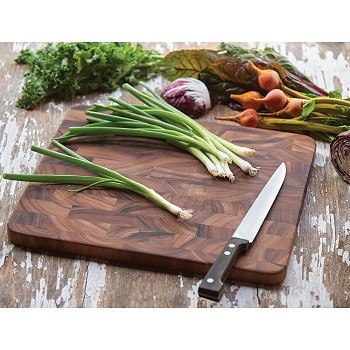 WOODEN CUTTING BOARD - END GRAIN