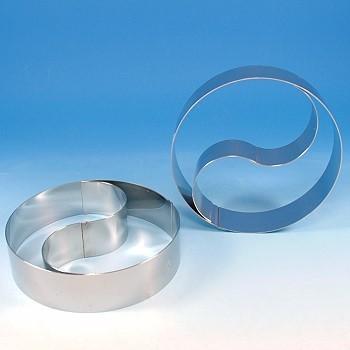 Yin Yang Cake Ring